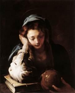 Santa María Magdalena Penitente