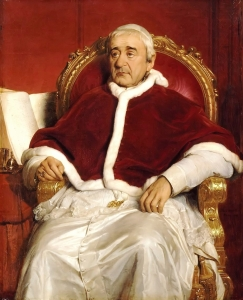 El Papa Gregorio XVI