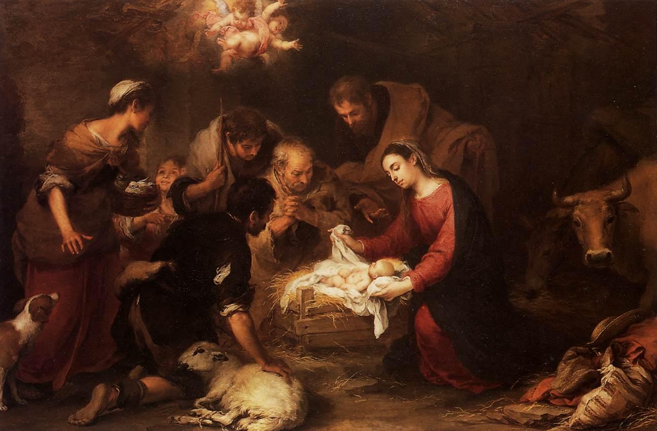Bartolomé_Esteban_Perez_Murillo_-_Adoration_of_the_Shepherds_-_WGA16387